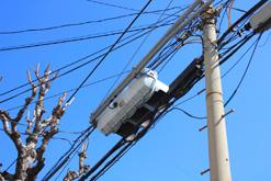 地震と計画停電と日本人気質
