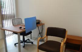 聴力検査室1