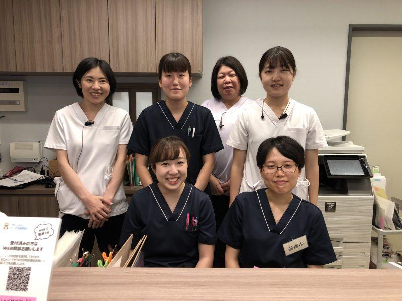 医療事務・診療補助紹介写真